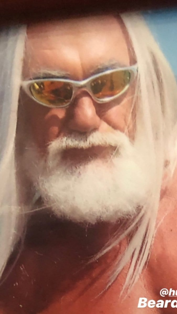 Hulk Hogan New Look February 2020