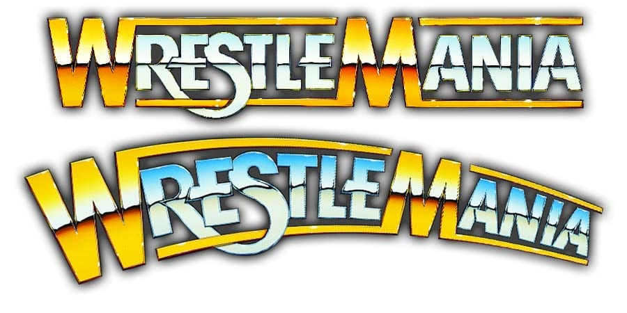 Logo WrestleMania