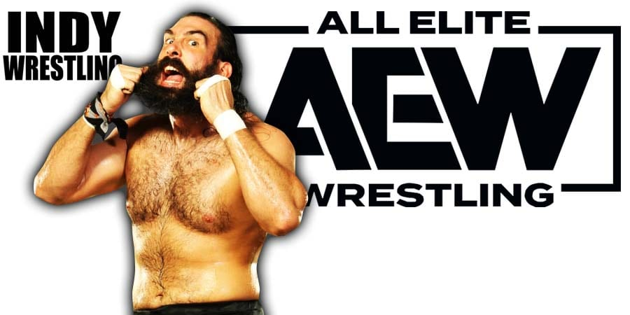 Luke Harper Brodie Lee AEW Debut Date