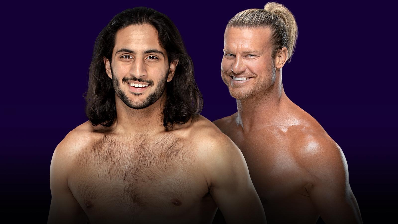 Mansoor vs Dolph Ziggler - WWE Super ShowDown 2020