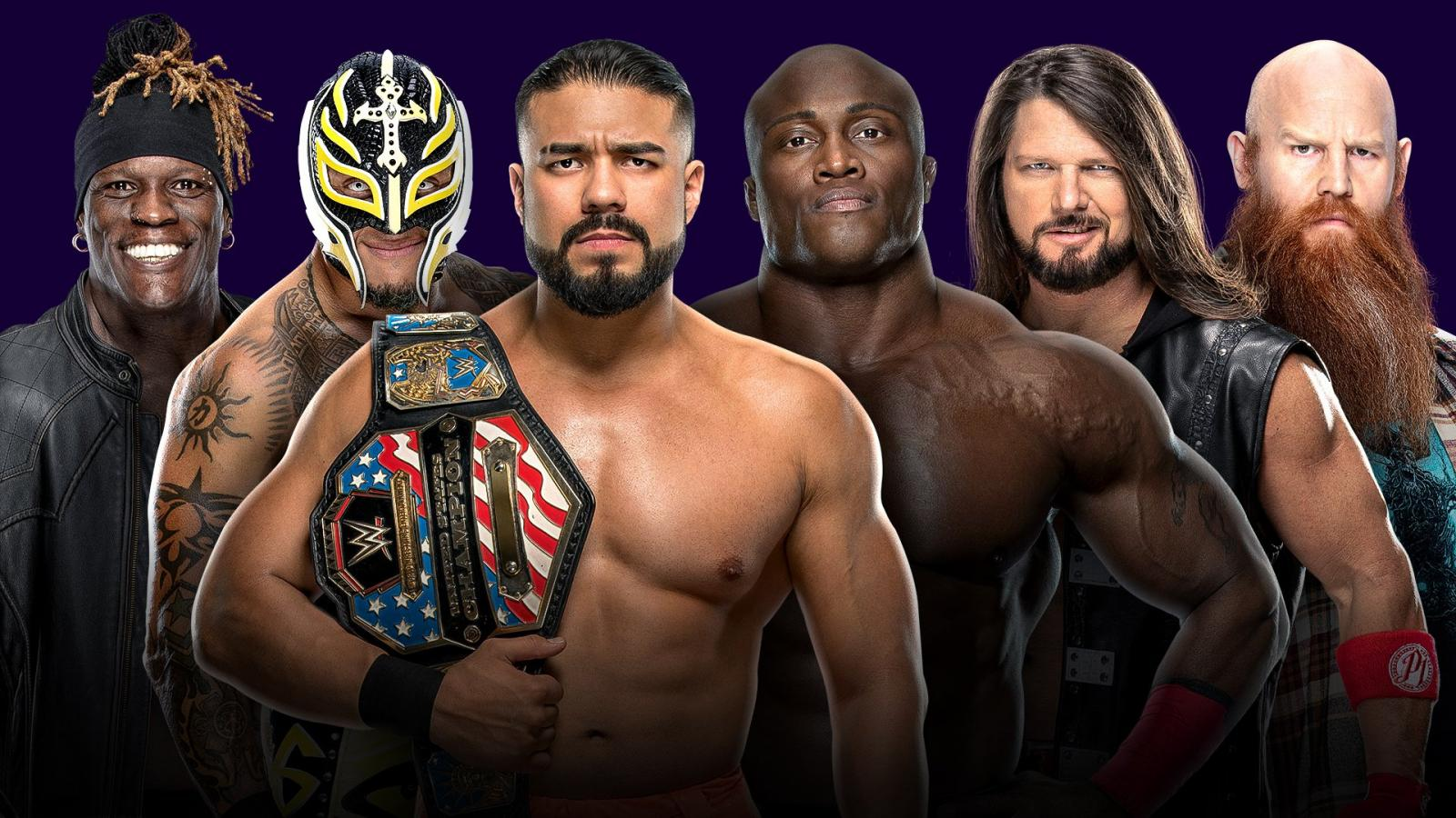 Rey Mysterio replaces Rusev in Tuwaiq Trophy Gauntlet match at WWE Super ShowDown 2020