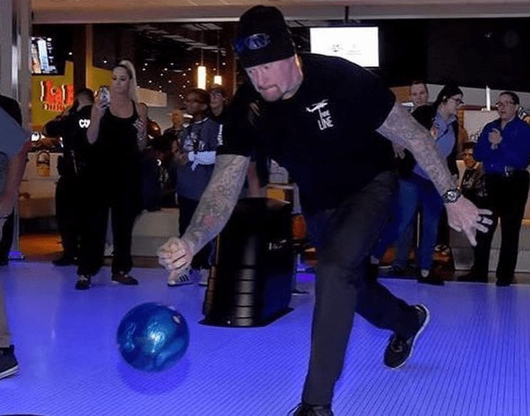 The Undertaker Bowling February 2020
