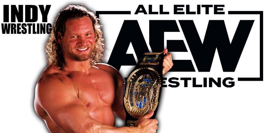 Val Venis AEW All Elite Wrestling