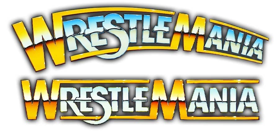 WrestleMania PPV Logo