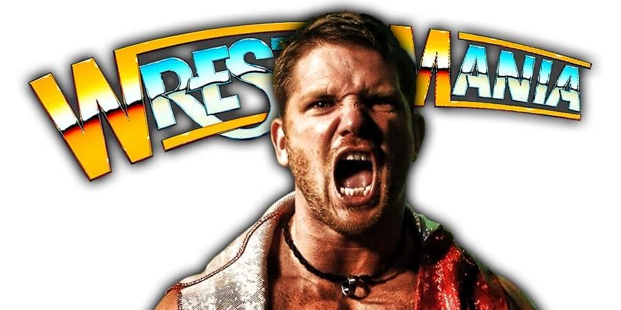 AJ Styles WrestleMania 36