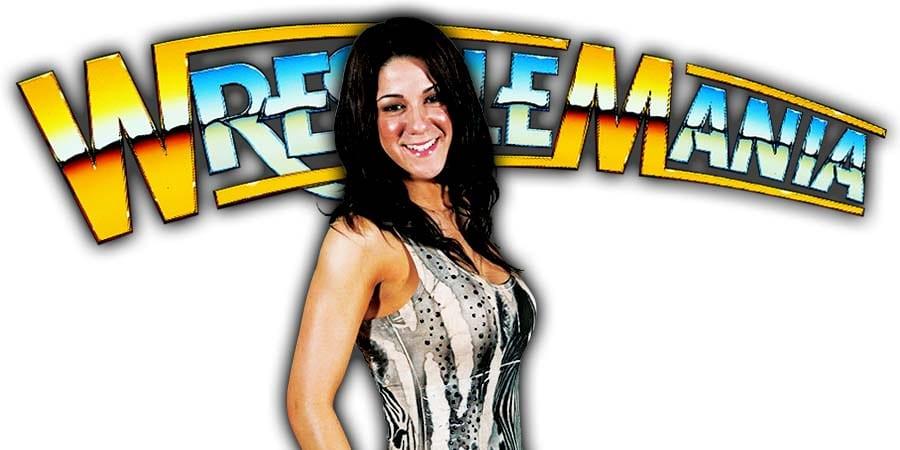 Bayley WrestleMania 36