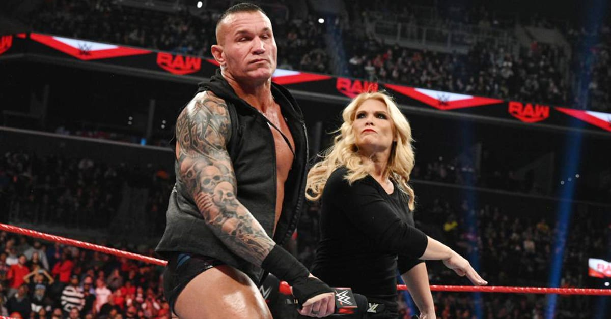 Beth Phoenix Slaps Randy Orton WWE RAW 2020