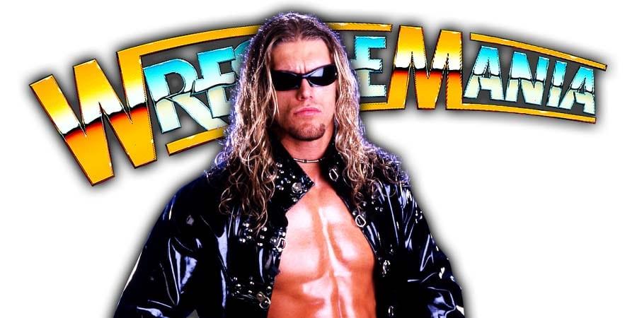 Edge WrestleMania 36 Night 2