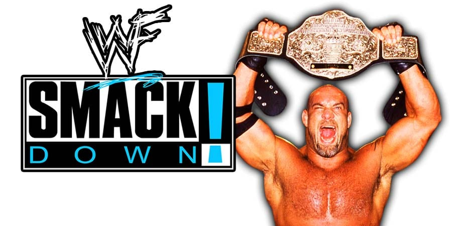 Goldberg World Champion SmackDown
