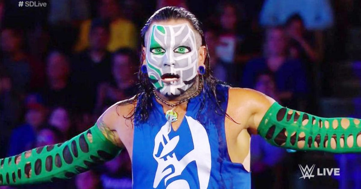 Jeff Hardy Reveals One Thing He Wants To Do In WWE Before ...Jeff Hardy Wrestlemania 25 Face Paint