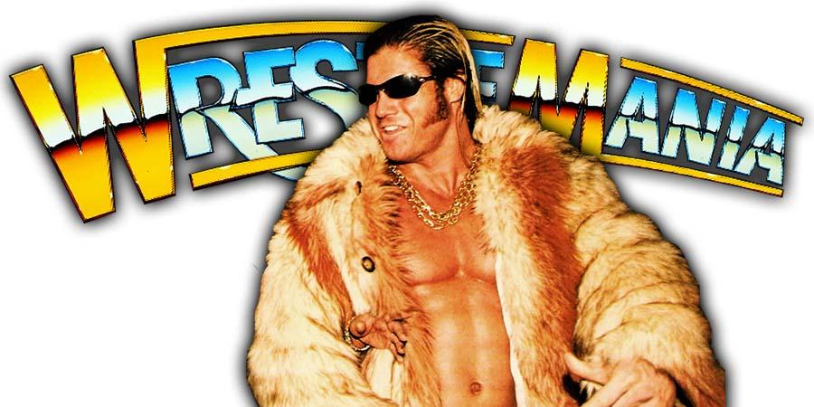 John Morrison WrestleMania 36