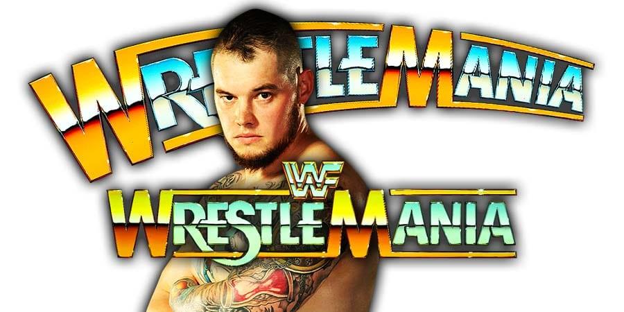 King Baron Corbin WrestleMania 36