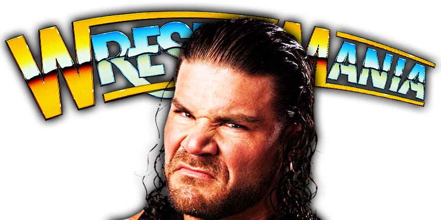 Robert Roode WrestleMania 36