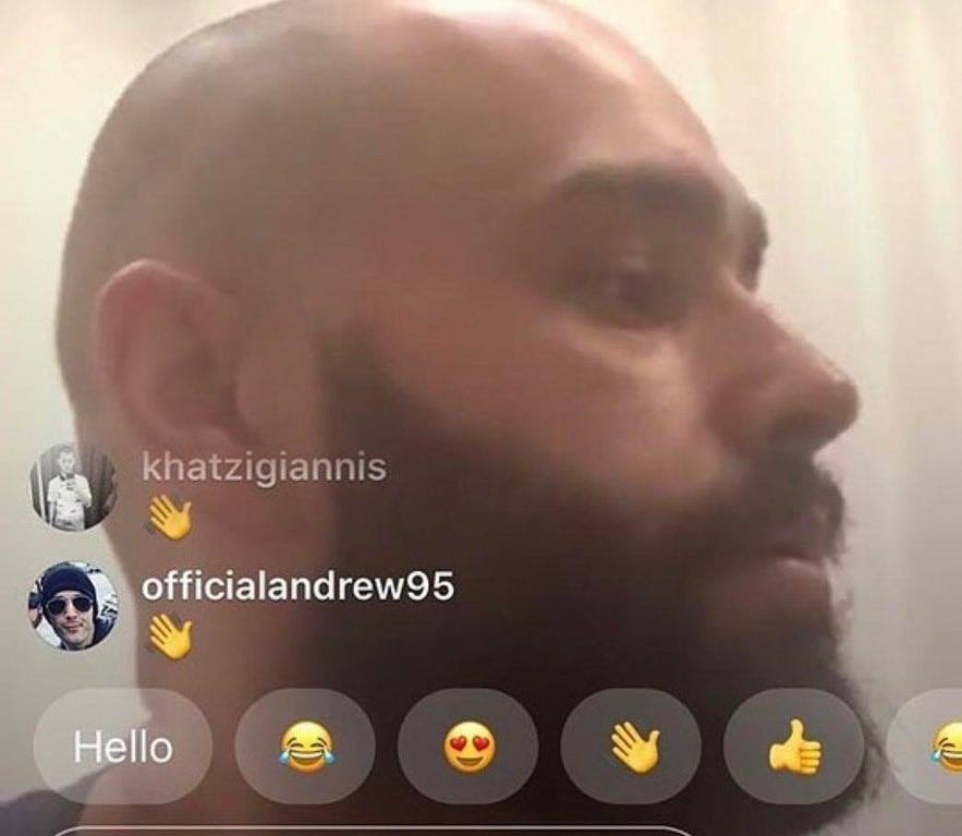 Rusev Shaves His Head Bald - March 2020