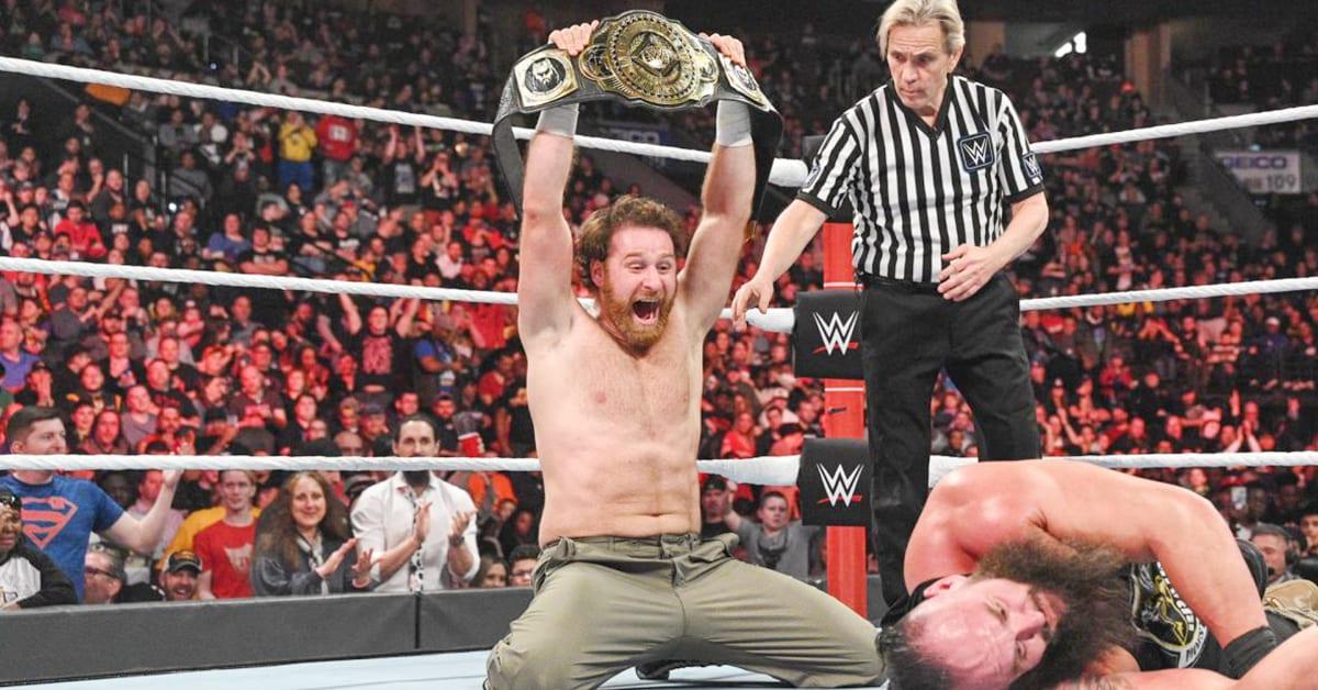 Sami Zayn Stripped Off WWE IC Title; New Tournament Announced 1