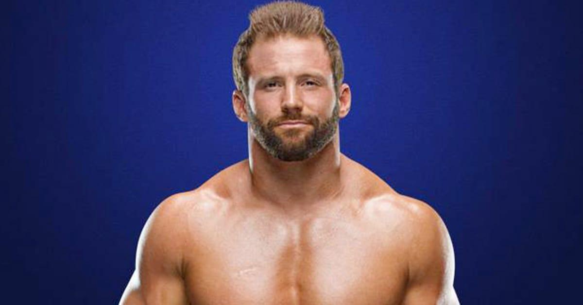 Zack Ryder Jacked Muscular