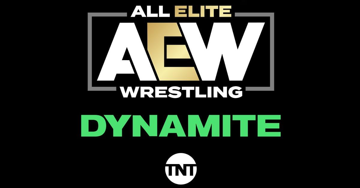AEW Dynamite Banner