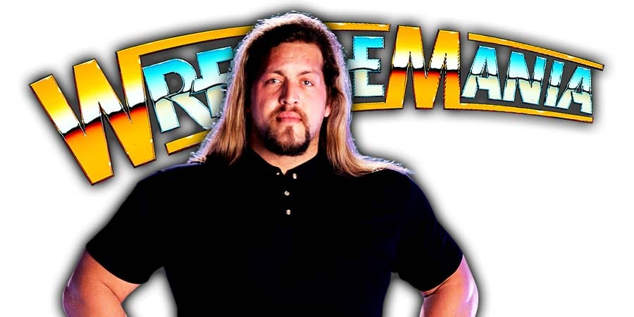 Big Show WrestleMania 36