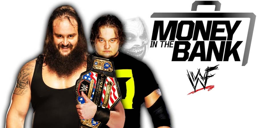 Braun Strowman vs Bray Wyatt - Money In The Bank 2020 Article Pic