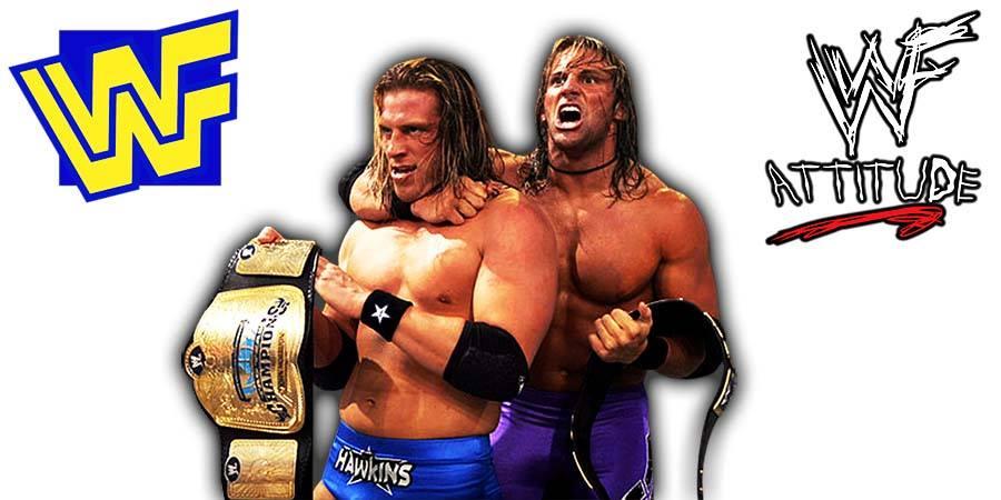 Curt Hawkins Zack Ryder WWE Tag Team Champions