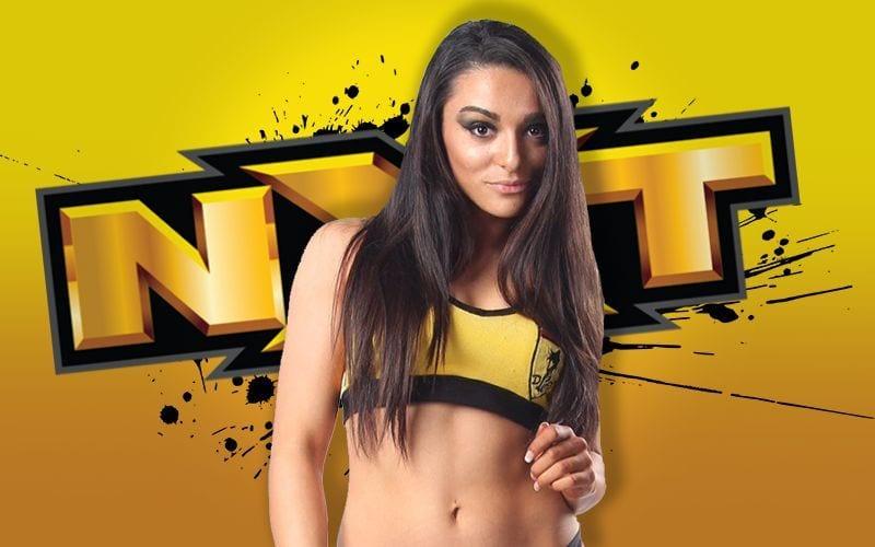 Deonna Purrazzo WWE NXT