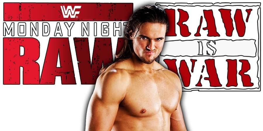 Drew McIntyre RAW Article Pic