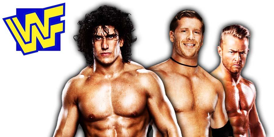 EC3 Curt Hawkins Drake Maverick Released From WWE April 2020