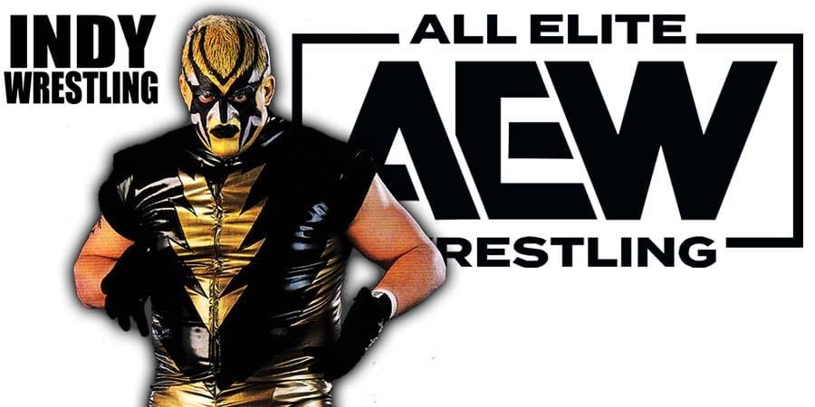 Goldust AEW Dustin Rhodes