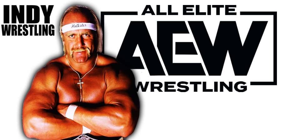 Hulk Hogan AEW