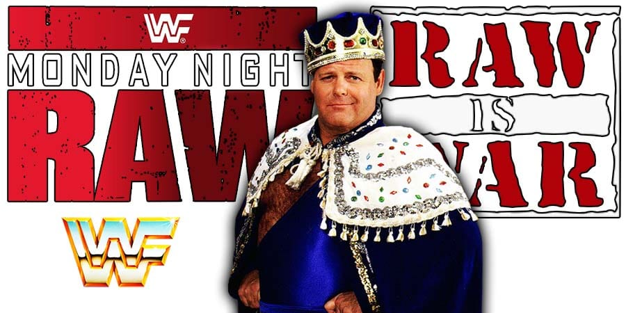 Jerry Lawler WWF RAW