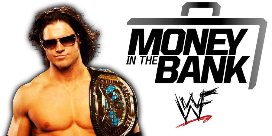 John Morrison Money In The Bank 2020