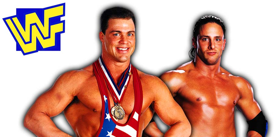 Kurt Angle Billy Kidman Released From WWE April 2020