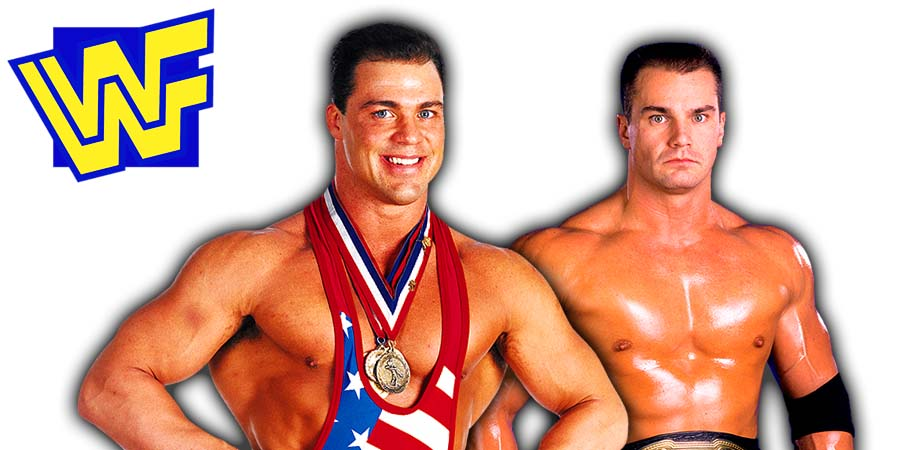 Kurt Angle Lance Storm Released From WWE April 2020