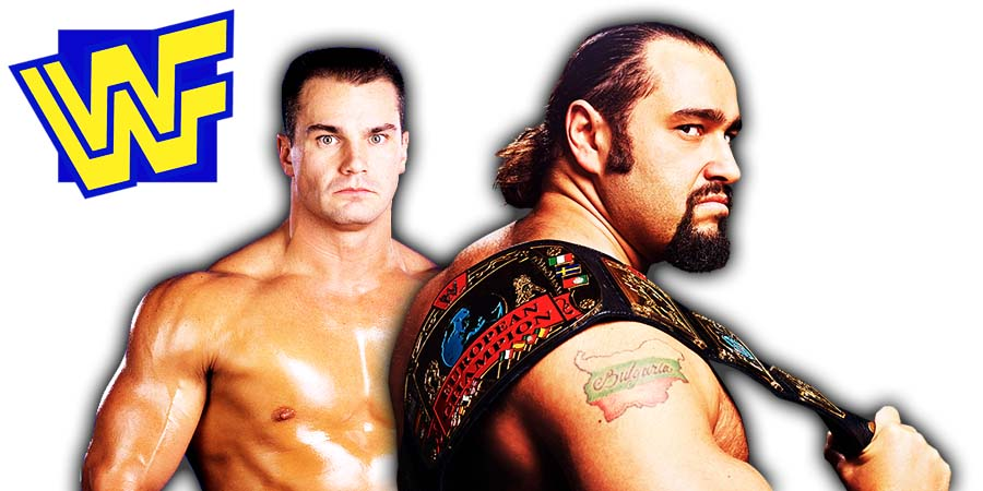 Lance Storm Rusev Released From WWE April 2020
