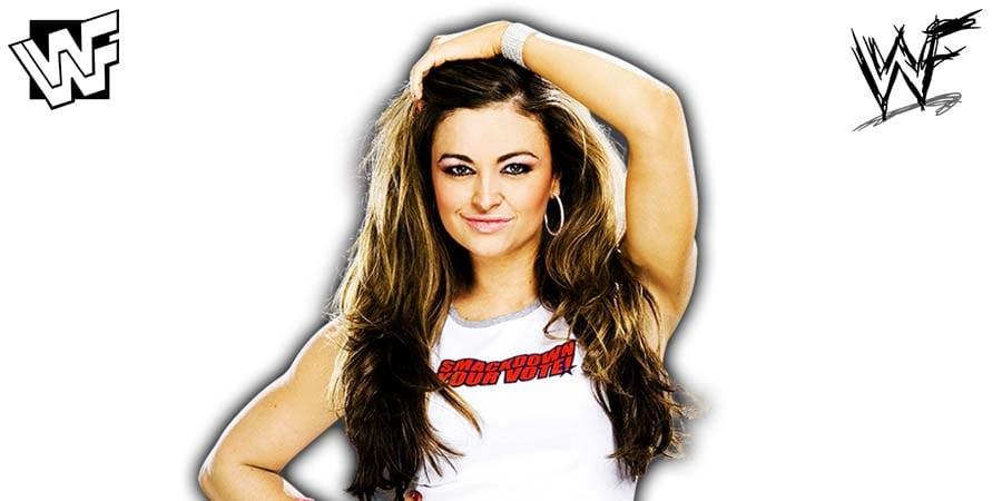 Maria Kanellis WWF WWE Diva
