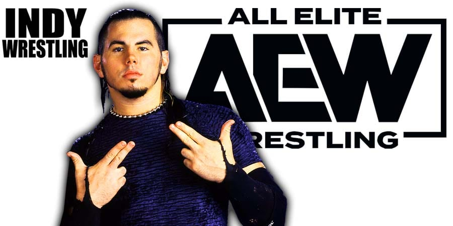 Matt Hardy AEW 2020