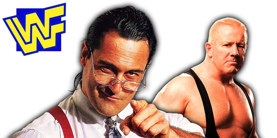 Mike Rotunda Finlay Released From WWE April 2020