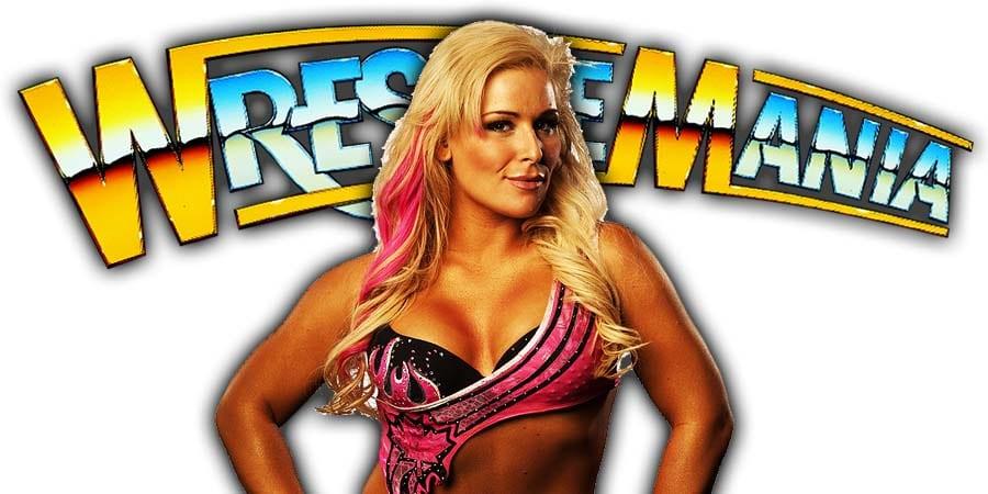 Natalya WrestleMania 36