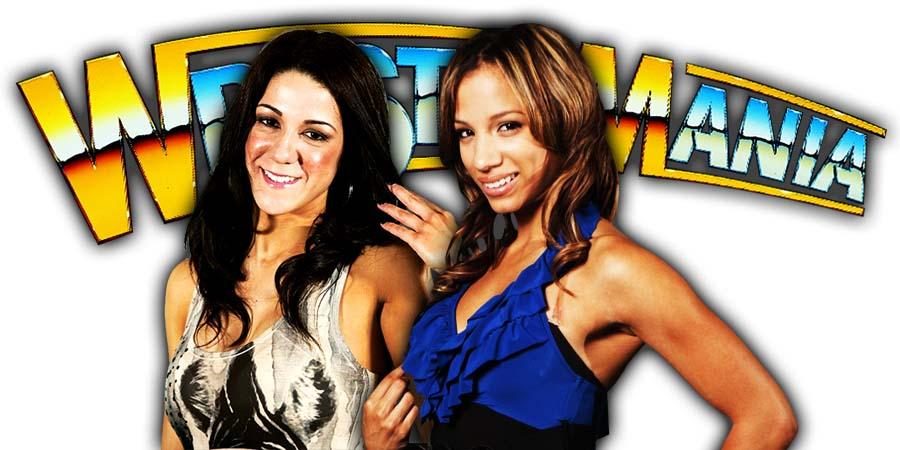 Sasha Banks Helps Bayley Win At WrestleMania 36