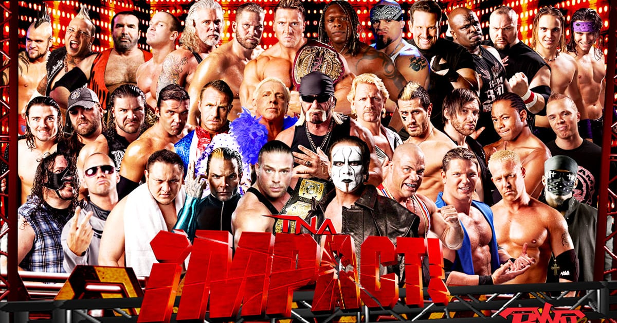 TNA Impact 2010 Roster