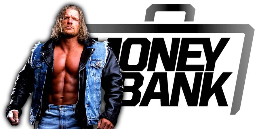 Triple H Money In The Bank