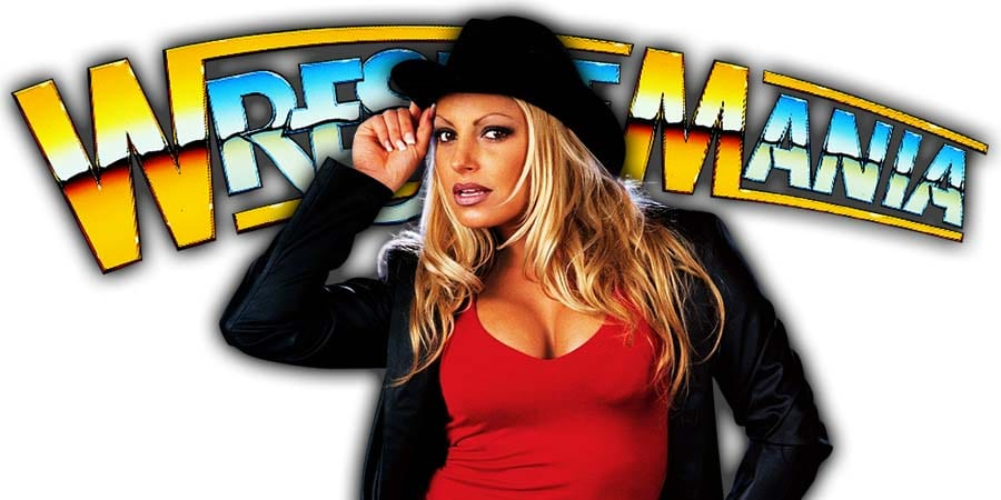Trish Stratus WrestleMania
