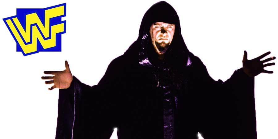 Undertaker Ministry Of Darkness Gimmick WWF 1999