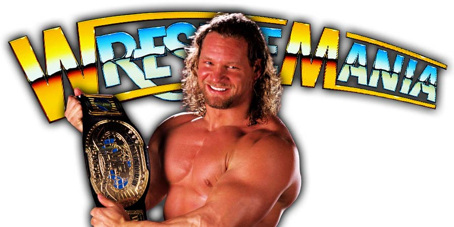 Val Venis WrestleMania 36