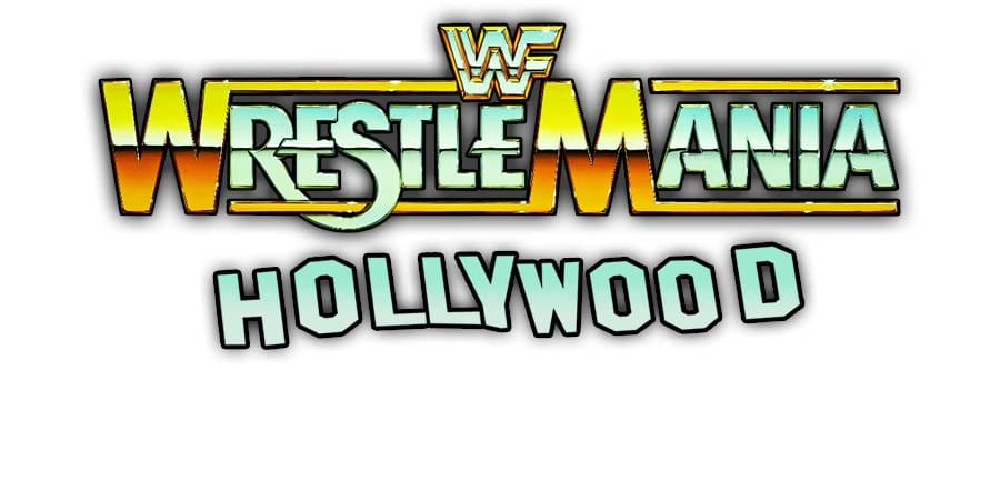 WrestleMania Hollywood WrestleMania 37