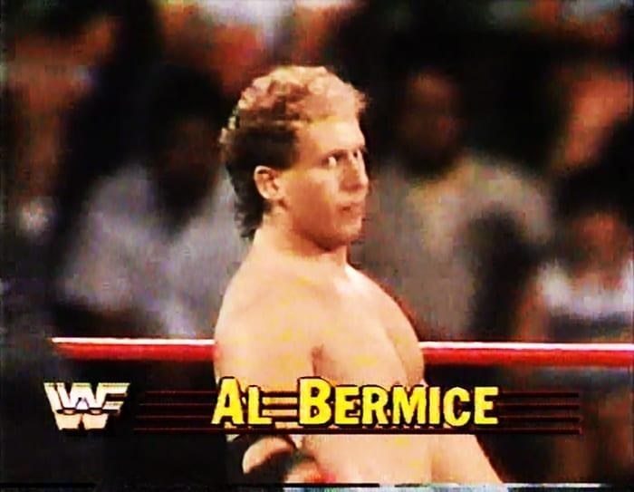 Al Bermice WWF Jobber