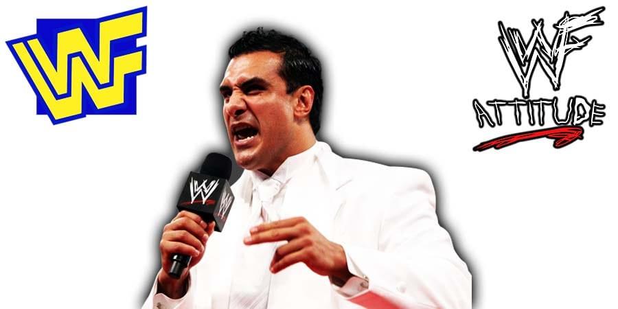 Alberto Del Rio WWE Article Pic