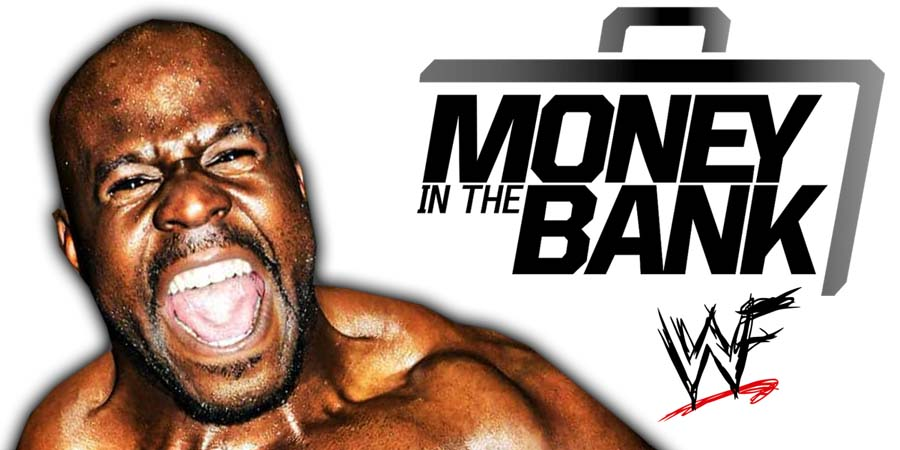 Apollo Crews Pulled From Money In The Bank 2020