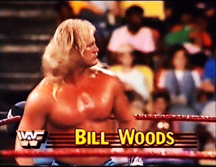 Bill Woods WWF Jobber