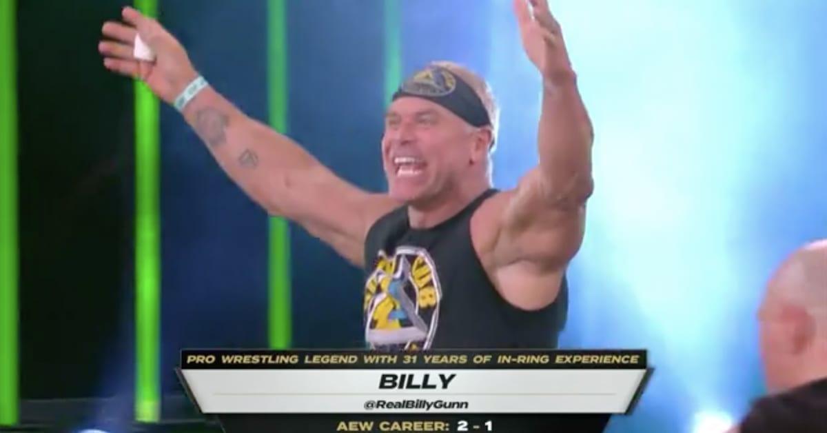 Billy Gunn AEW Dynamite May 2020